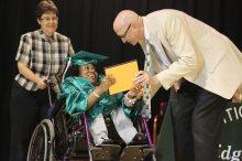 Ridge Ruxton principal Ed Bennett announced his retirement.