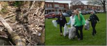 Volunteers will help clean up Bear Creek and Charlesmont Park.