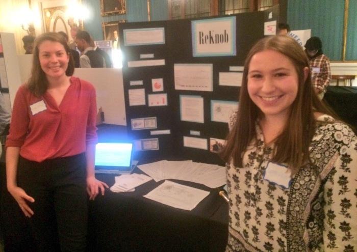 Pikesville High student presentations